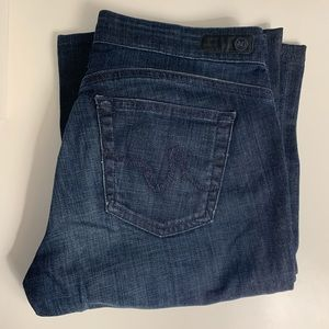 Ag Adriano Goldschmied Jeans Size 28R New Legend